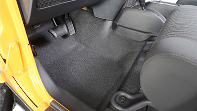 Bedtred Jeep Floor Liners